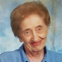 Frances Edith Hocker McNees