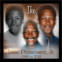 Isaac Phinnessee Jr.