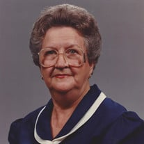 Mrs. Frances Kelley Cheek
