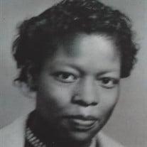 Ms. Josephine  Douglas