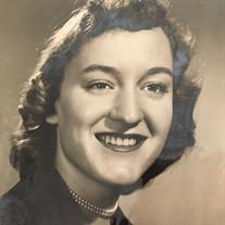 Mary Caroline Rhoades