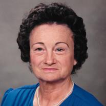Dorothy Gossum