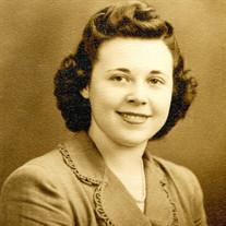 Mrs. Betty Jane (Burgner) Miklos