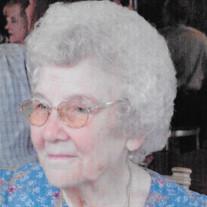 Mary Mae Henderson