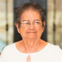 """Eleanor F. """"Nona"""" Moreno"""