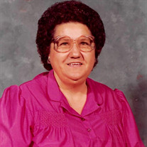 Juanita Alice (Rutherford) Hamilton