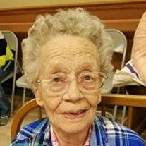 Mildred Frances Voigt