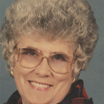 Mrs. Alberta  Christine Allgood
