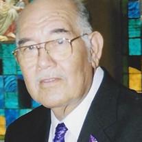 Benito O. Aguirre, Sr.
