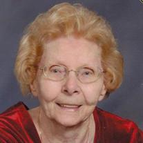 Doris M. Naylor