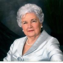 Mrs. Peggy Cullars Guillebeau