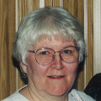 Nancy Jane Ostler