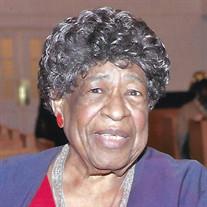 Mrs. Wilhelmena Cunningham