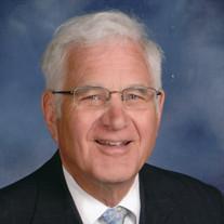 Pastor Jim Stiles