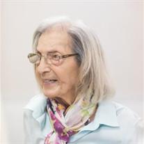 Agnes Catherine Gordon