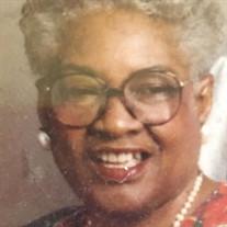 Ms. Mattie Pearl Adams