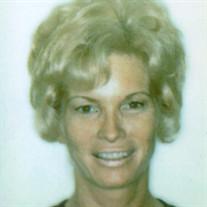 Mrs. Frances Ann Markgraf