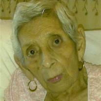 Francisca M. Rodriguez