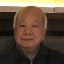 Mr Peter Fu-Hsiung Chiu