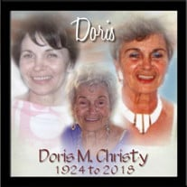 Doris M. Christy