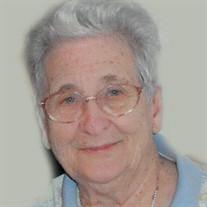 Georgia M. Hogg