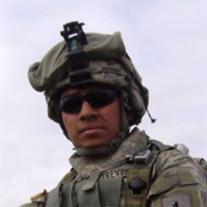 Sgt. Enrique Reynaldo Trevino, II