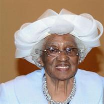 Mrs. Hattie Mae Thomas