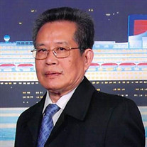 Mr Chung Chee Lo