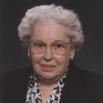 Martha J. Winegar