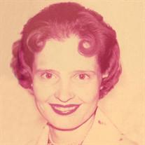 Carrie B. Bellau