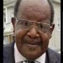 Deacon Archie Levern Thomas Sr.