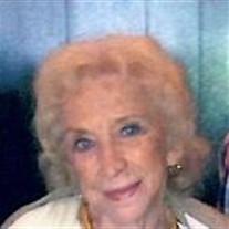 Agnes G. Wilson Sann
