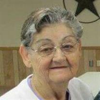 Peggy Swaffar