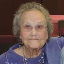 Melzie Stanley Woodward