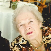 Mrs. Gladys Pauline Meredith
