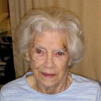 Martha E Foxbower