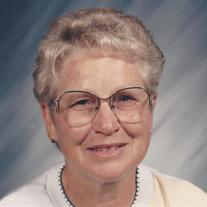 Frances Elaine Schultz