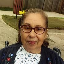 Mrs.  Estefana Lopez