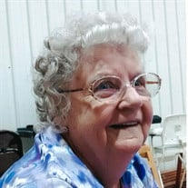 Mrs. Ramona Molene Medcalf Waggoner