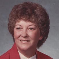 Mrs. Frances Sharon Jaggers