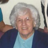 Marjory Frances Stevens