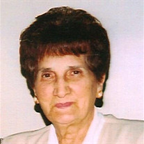 Mrs. Rita G. (Sgobba) Tramacera