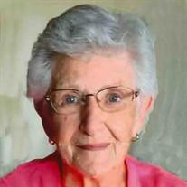 Margie Doris DeBoer