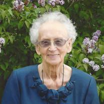 Maude M. Riggs