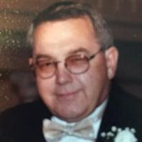 """Coach Walter D. """"Dickie"""" McDonald"""