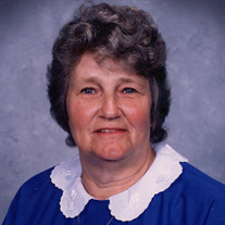 "Elizabeth ""Betty"" Holdeman"
