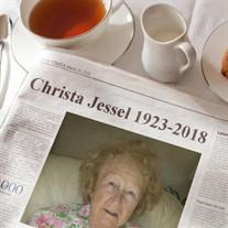 Christa Jessel