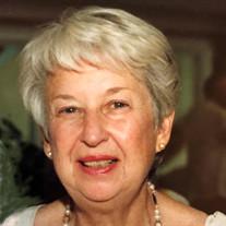 Martha Anne Short Martin