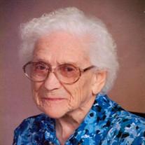 Florence G. LaMountain