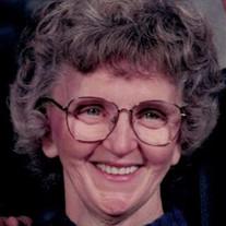 Luzetta M. Frye